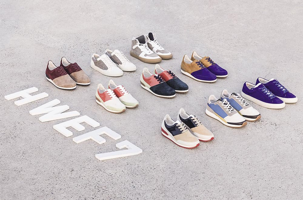 Latest sneaker crush: Piola