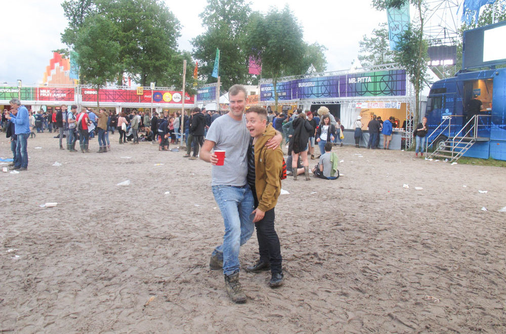 My 12 hours at Werchter